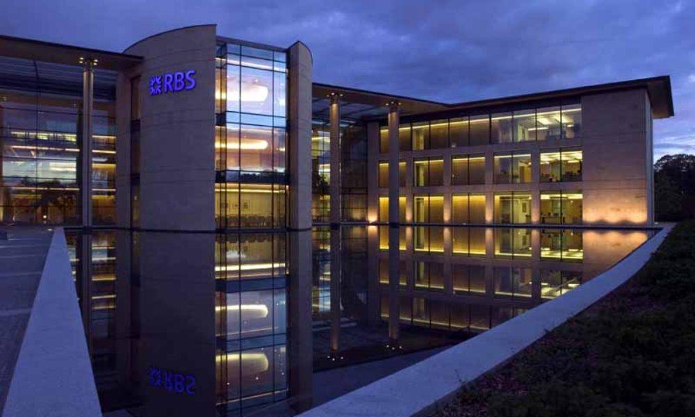 RBS WORLD HEADQUARTERS - GOGARPARK, EDINBURGH